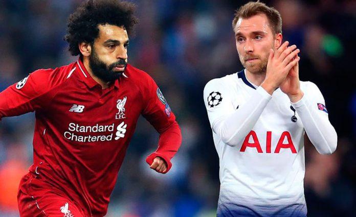 ottenham Vs Liverpool listos para la final de Champions 2019