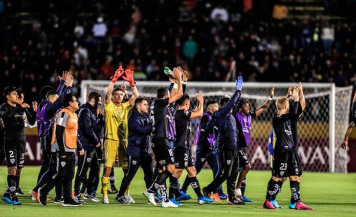 Independiente del Valle finalista en Copa Sudamericana