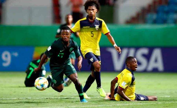 Ecuador perdió 2 – 3 frente a Nigeria por el Mundial Sub 17 de Brasil 2019